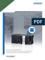 SYSMAC-XR Library Brochure en 201511 P102-E1-01 (1)