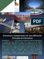 Clase Conceptos de Estructuras y Componentes de Una Edificacion