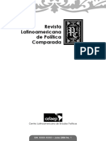 Vol 1 Revista Politica Comparada