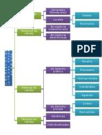 Cuadro Sinóptico, clasificación de las normas juridica
