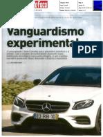 Mercedes-Benz Classe E in Autofoco
