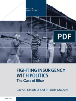 Fighting Insurgency With Politics