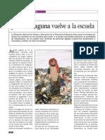 ABC Juanito Laguna Vuelve a La Escuela