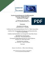 Eröffnung Portugal Programm