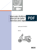 Aprilia Manuale Officina