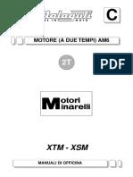 M0006 Xtm-Xsm Motore ITA