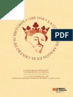 Aragon en El Centro de La Historia