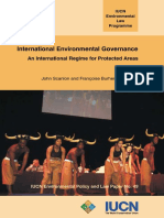 International Environmental Governance