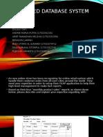 Presentation TA Database