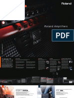 Amplifier Catalog 2012
