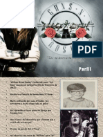 Perfil - Axl Rose