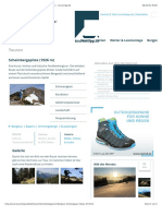 Scheinbergspitze Bergwanderung Ammergauer Alpen - Tourentipp.de