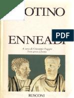 PLOTINO - ENNEADI [Rusconi, Milano, 1992]
