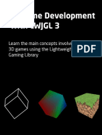 3d Game Development With Lwjgl
