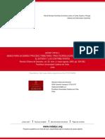 2005 (CL) D - Bases para el Debido Proceso Tributario, Relación entre el Estado y los Contribuyentes