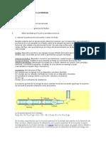 Mecanica de Fluidos ecuacion de la energia