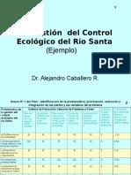 4 Gestión Del Control Ecológico Del Rio Santa - Ejemplo- Dr