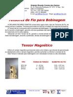 Catalogo Tensores 2015