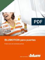 Blumotion Para Puertas