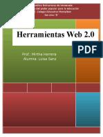 Herramientas Web 2.0 (Luisa Sanz)