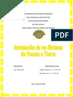 TRABAJO SISTEMA PUESTA A TIERRA MILAGROS.doc
