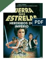 Star Wars Herdeiros Do Imperio Pdf