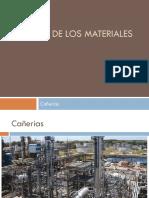 Ciencia de Los Materiales-Cañerías