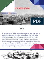fort dearborn massacre