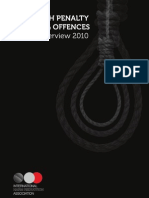 The Death Penalty for Drug Offences
