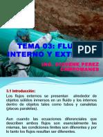 TEMA 03 Flujo Interno y Externo