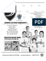Glenview AYSO 2016 Soccer Camps