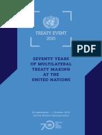 UN Conventions English