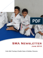 Jun '16 Newsletter