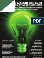 tavola rotonda ricostruzione sostenibile