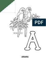 Alfabeto Ilustrado Para Parede[1][1]