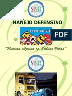 1. Manejo Defensivo y Seguridad Vial