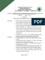 Edit Sk 8.7.1 Persyaratan Kompetensi Tenaga Kesehatan