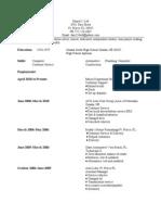 Jobswire.com Resume of dan224lett