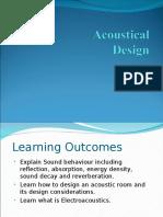 59706240 Acoustic Design Ppt
