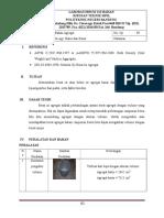 9. RBT - Bobot Isi Padat dan Gembur Agregat Kasar dan Halus.docx