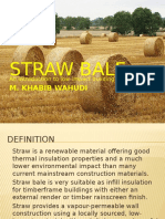 Straw Bale presentasi english
