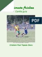 1. Ultimate Frisbee