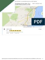 De Jardim Botânico Rio de Janeiro RJ a Avenida Delfim Moreira Próximo Ao 1250 Google Maps
