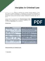 CrimLaw Principles