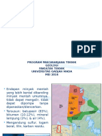 Tugas-geokim- Oil Sands Di Saskcachewan