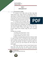 Tugas Umum PT. Petrokimia Gresik