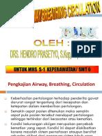Konsep Teori Airway Breathing Circulation