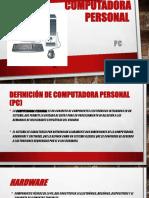 La Pc Personal