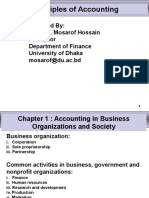 Chapter -1 Accounting in Business Organizations & Societyg