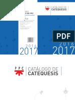 Catalogo Catequesis Ppc 2016 2017